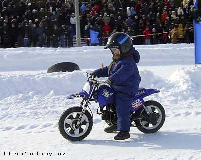 Второй этап Чемпионата РБ по зимним трековым гонкам