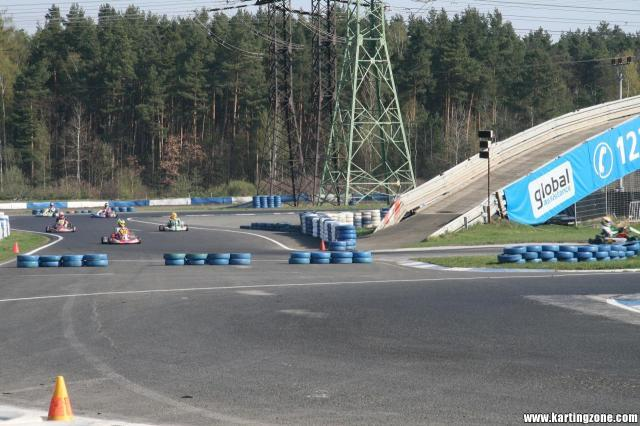 Юрий Кравчук. 1-й этап Чемпионата Чехии