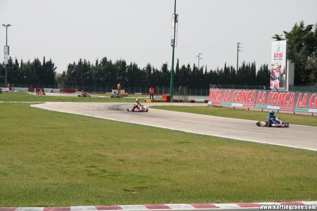 Юрий Кравчук. La Conca, 1-й этап Чемпионата Европы