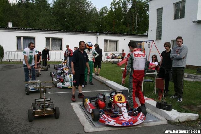 Юрий Кравчук: Второй этап Чемпионата Чехии