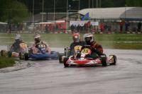 Выиграв «сухую» квалификацию, Максим Абметка (№35) приехал первым и в обоих заездах.