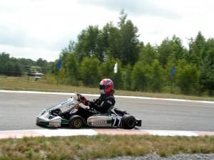 3-й этап Чемпионата и Первенства РБ по картингу 2010, г. Брест